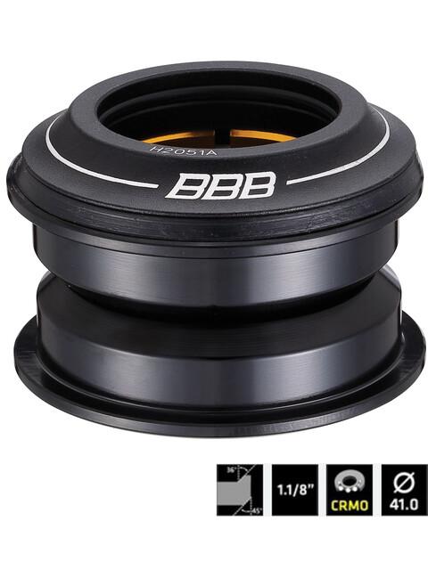 BBB BHP-51 Steuersatz ZS44/28.6 I ZS44/30 schwarz